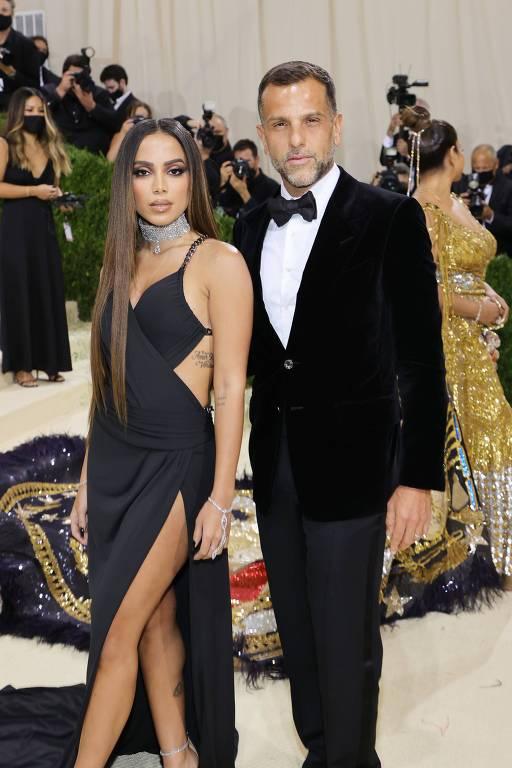 Veja os looks dos famosos no Met Gala 2021