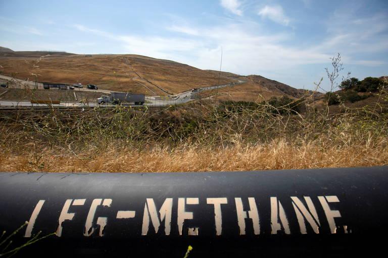 EUA e UE vão anunciar meta de redução das emissões de metano em 30% até 2030