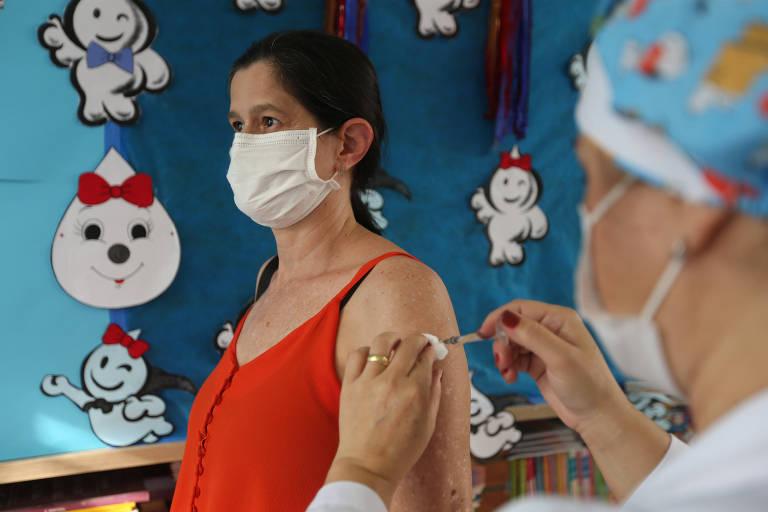 Cinco capitais têm falta de vacinas contra Covid para primeira ou segunda dose