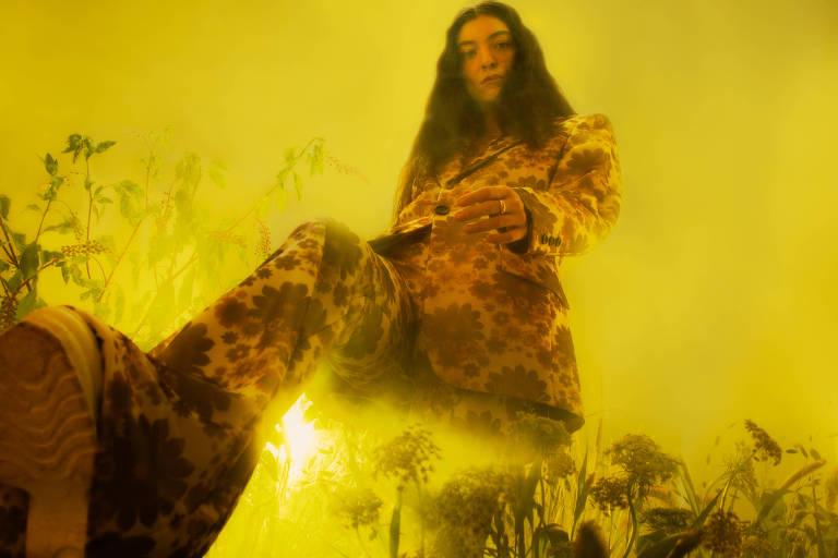 Lorde, que acaba de lançar novo álbum, 'Solar Power'