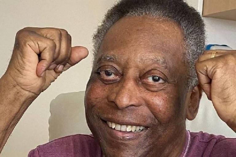 Pelé deixa a UTI do hospital Albert Einstein e segue recuperação no quarto