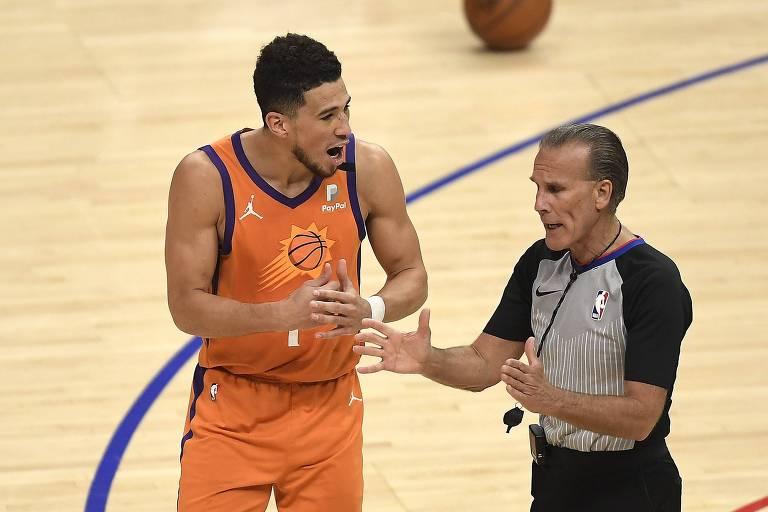 NBA estabelece vacina obrigatória aos árbitros, mas outros esportes resistem