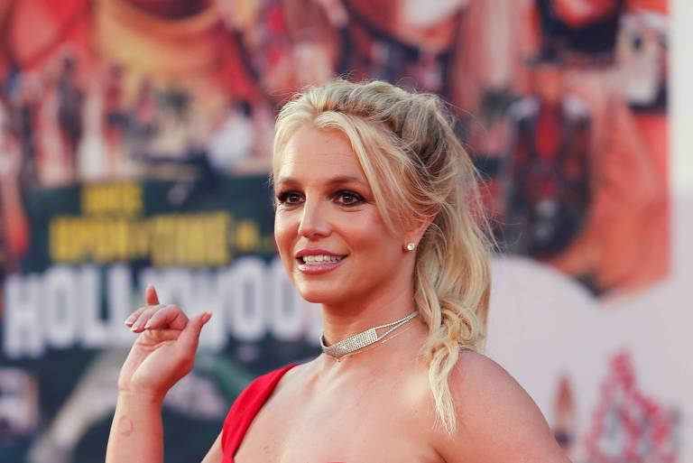 Britney Spears desativa conta do Instagram para celebrar noivado