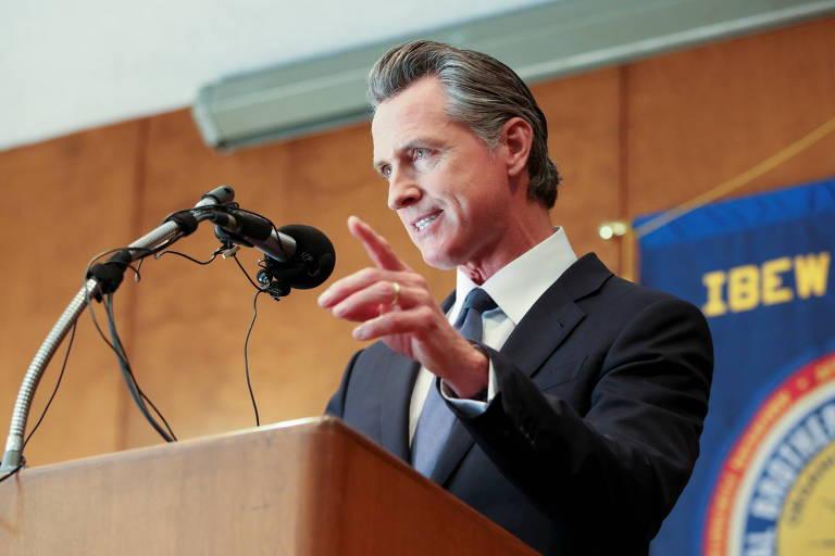 Democratas vencem votação de recall, e Gavin Newsom seguirá no governo da Califórnia