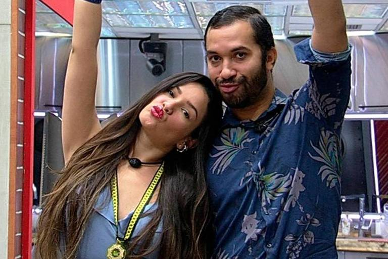 BBB: Juliette e Gil caem, mas continuam expressivos na web após 4 meses