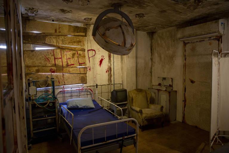 Novo Escape 60 tem salas sobre 'Chaves' e 'Bob Esponja'