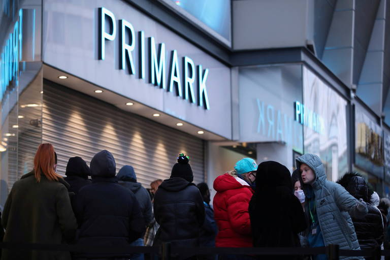 Rede de fast-fashion irlandesa Primark promete roupa mais durável