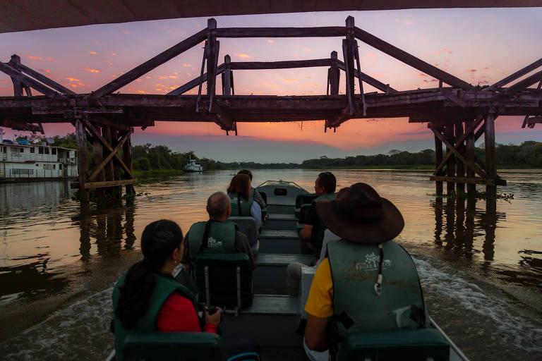 Pantanal retoma turismo após incêndios e grave estiagem