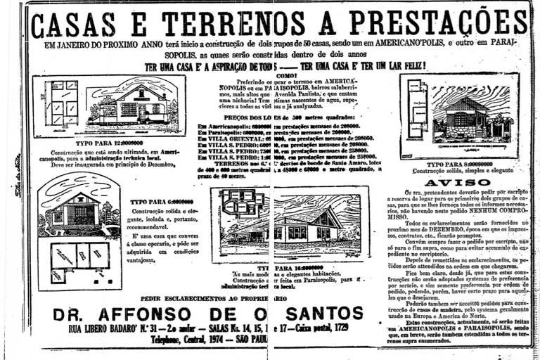 Paraisópolis completa 100 anos