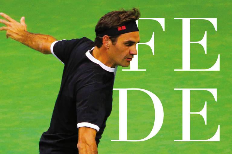 Biografia de Federer mostra que sua grandeza também está na vulnerabilidade