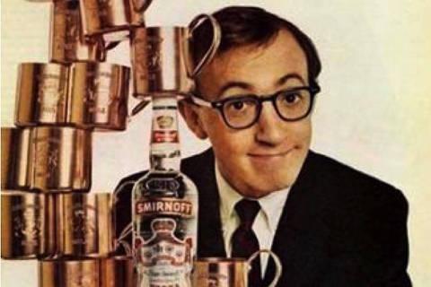 Woody Allen for Smirnoff - 1966 Moscow Mule ( Foto: Reprodução )