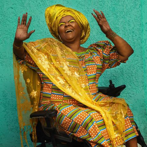 SÃO PAULO / SÃO PAULO / BRASIL -30 /08/21 - :00h - Quinze pessoas com deficiência e que sofrem outros tipos de preconceitos cruzados (por serem pobres, por ser LGBTQIA+, por serem mais velhas, por serem pretas) dão depoimentos a respeito de como se manifestam sexualmente no documentário