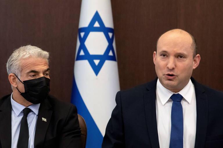 Frente ampla que tirou Netanyahu contraria expectativas e se mantém unida em Israel
