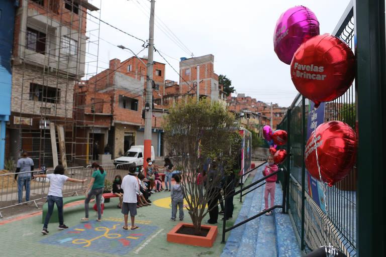 Paraisópolis, na zona sul de SP, celebra 100 anos e sonha com urbanização