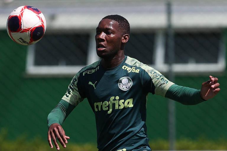 Patrick de Paula deve ser titular do Palmeiras contra a Chapecoense