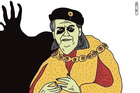 Bolsonaro é um personagem cuspido e escarrado de Shakespeare