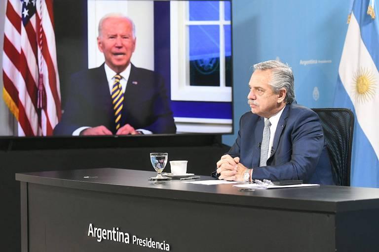 Fernández anuncia reforma ministerial na Argentina para abafar crise política