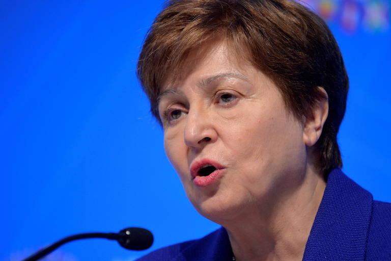 FMI está revisando relatório sobre ações de Georgieva no Banco Mundial, diz porta-voz
