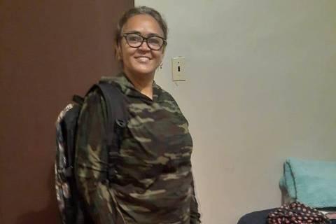 A técnica de enfermagem brasileira Lenilda dos Santos, que foi encontrada morta nesta semana (setembro de 2021) em uma área de deserto nos EUA, após tentar entrar no país por terra. Foto: Arquivo pessoal