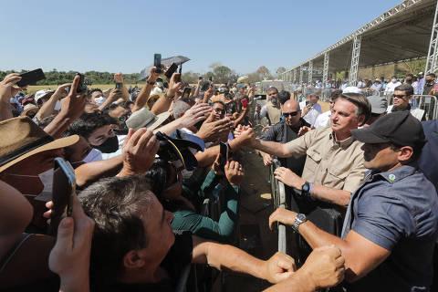 Metade dos eleitores de Bolsonaro desconfia ao menos em parte de suas falas, diz Datafolha