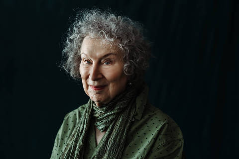 The author Margaret Atwood in Toronto, Aug. 20, 2019. ?This one has more closure,? Atwood said of ?The Testaments,? her new novel which picks up after the ambiguous ending of ?The Handmaid?s Tale.? ?Someone said, oh, it?s such a happy ending, well, not for everyone in the story.? (Arden Wray/The New York Times) ORG XMIT: XNYT105