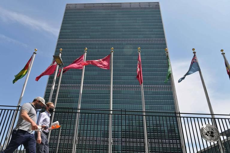 A sede da ONU em Nova York, onde ocorrerá a Assembleia-Geral nesta semana