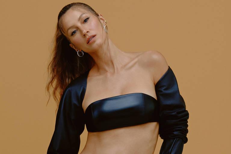 Gisele Bündchen em publicidade para a Vivara