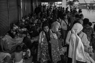 Crise migratória em Pacaraima