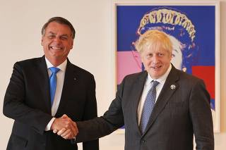 Boris Johnson Visits New York City For UN General Assembly