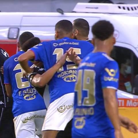 Vasco x Cruzeiro - Série B Campeonato Brasileiro