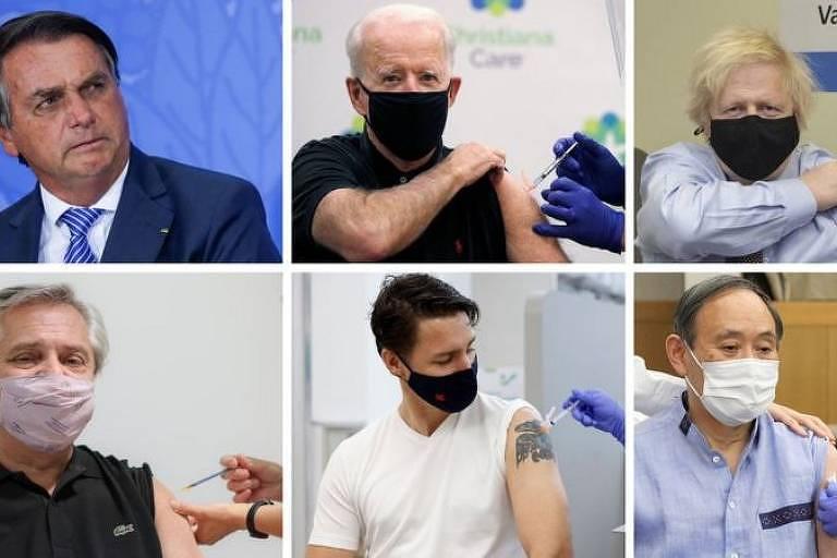 Bolsonaro é único dos presidentes do G20 sem vacina na Assembleia-Geral da ONU