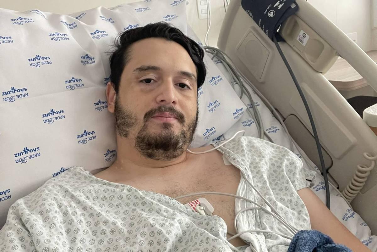 Youtuber Rato Borrachudo relata internação em UTI por Covid: 'Lutando'