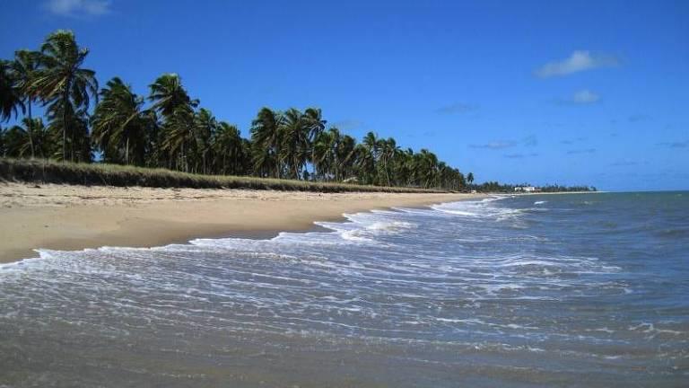 Praia de Lucena, na Paraíba, foi um dos lugares atingidos por tsunami em 1755, segundo pesquisadores