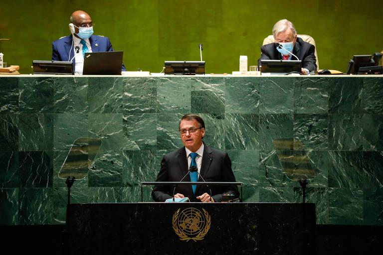 Citação de Bolsonaro a 'cristãos afegãos' em fala na ONU foi aceno a evangélicos