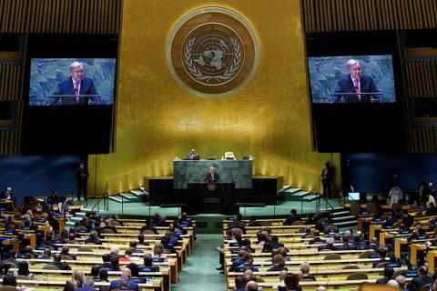 Veja o que disseram Bolsonaro, Biden, Xi e outros líderes na Assembleia-Geral da ONU