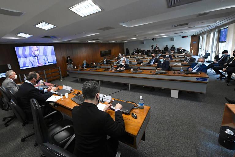 Veja alguns dos principais momentos da CPI da Covid