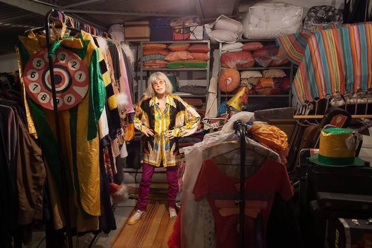 Rita Lee ganha exposição em SP com centenas de objetos inéditos escolhidos por seu filho