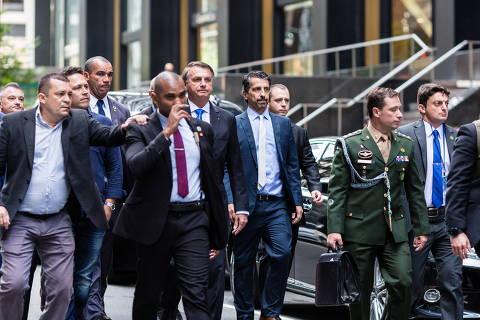 Comitiva de Bolsonaro tem 2º caso de Covid, e missão na ONU entra em trabalho remoto