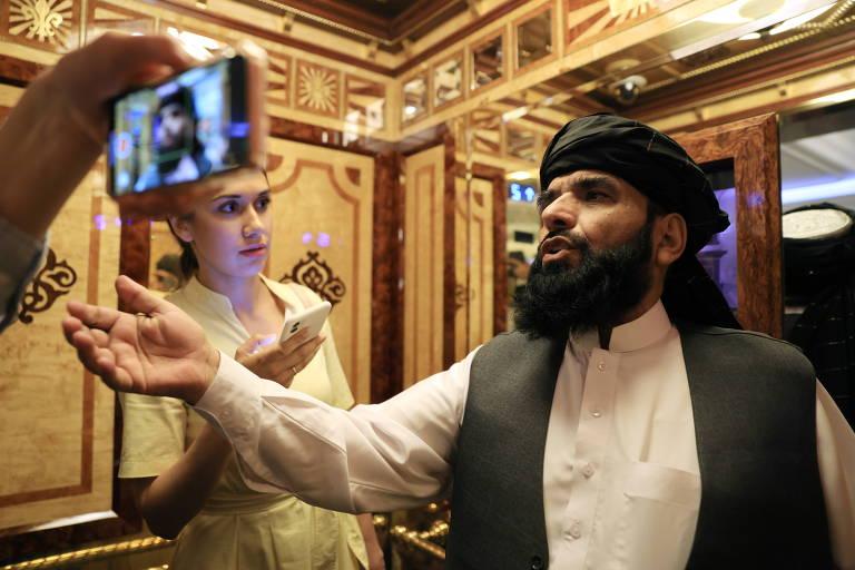 Talibã nomeia representante na ONU e pede para discursar na Assembleia-Geral
