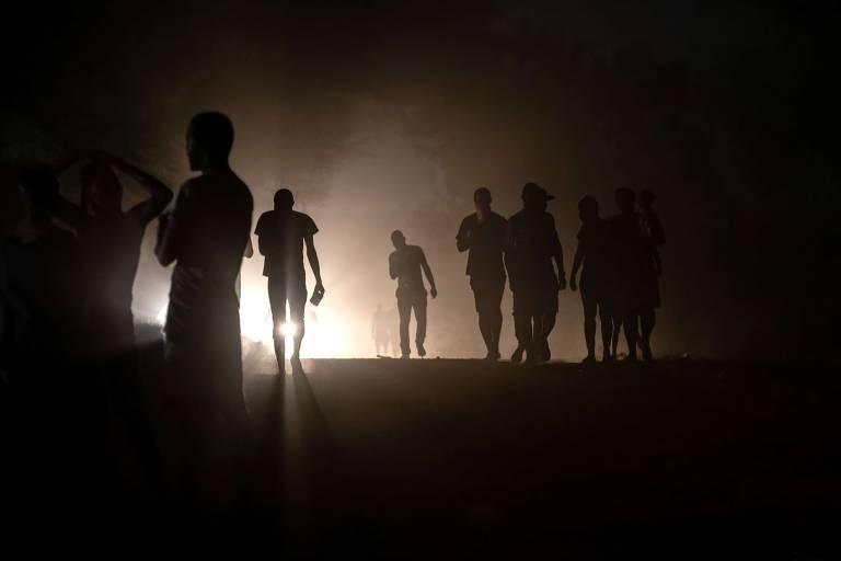 Estupros, afogamentos, roubos: haitiana conta o que viu na perigosa selva a caminho dos EUA