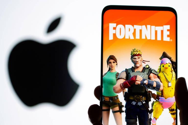 Apple barra Fortnite da App Store até que termine apelação judicial
