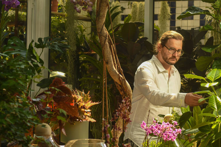 Confira imagens do FLO Atelier Botânico