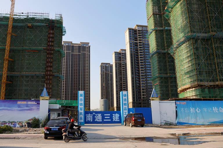 Entenda o caso da chinesa Evergrande