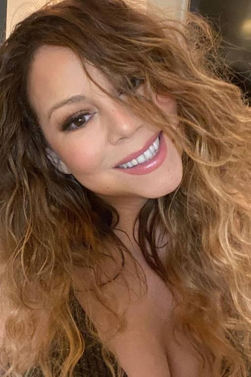 Imagens da cantora Mariah Carey