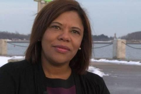 Natalicia Tracy, em foto de 2016; ela contou ter sido submetida a jornadas abusivas quando trabalhou como doméstica nos EUA