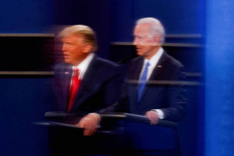 Cinco momentos em que decisões de Biden pareceram políticas de Trump
