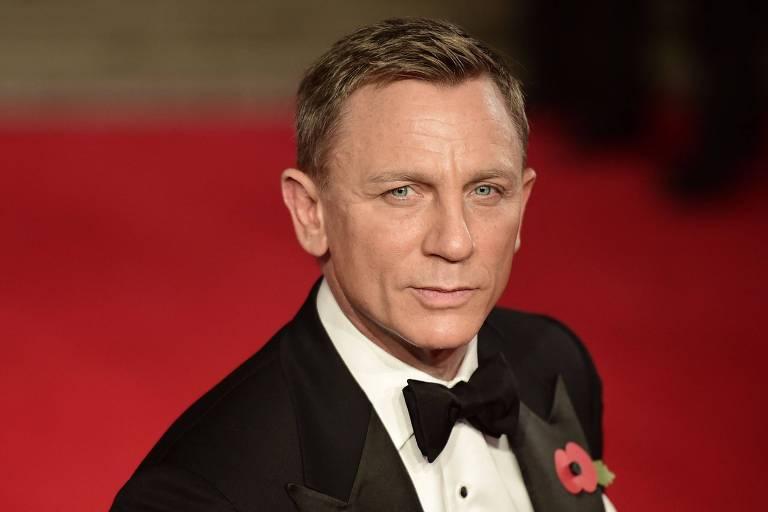 O ator Daniel Craig