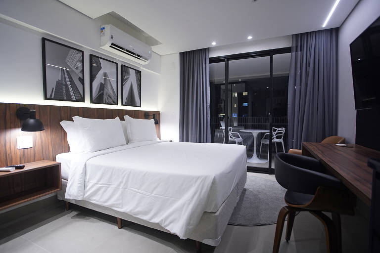 Empresa constroem e alugam seus próprios apartamentos