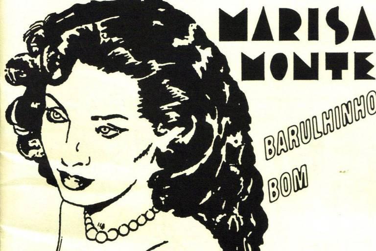 Quis homenagear obra genial de Carlos Zéfiro em meu disco, diz Marisa Monte