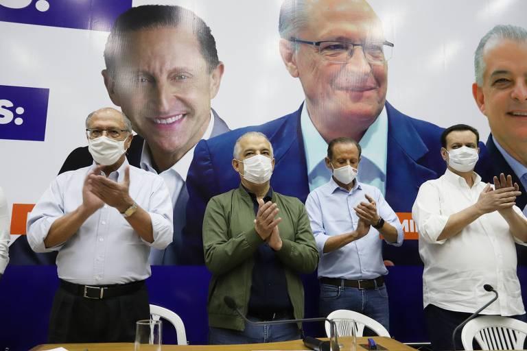 Fusão DEM-PSL faz Kassab reforçar aposta do PSD pelos passes de Pacheco e Alckmin